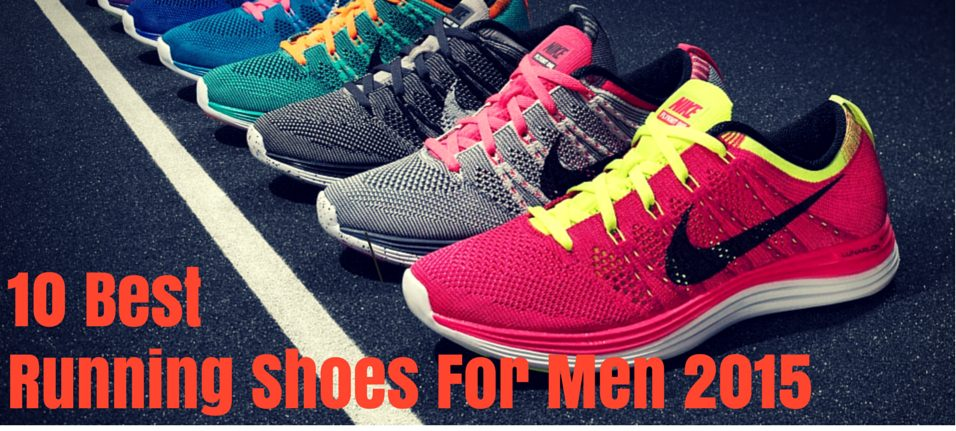buy popular 4b0bb e8344 10 Best Running Shoes For Men 2015