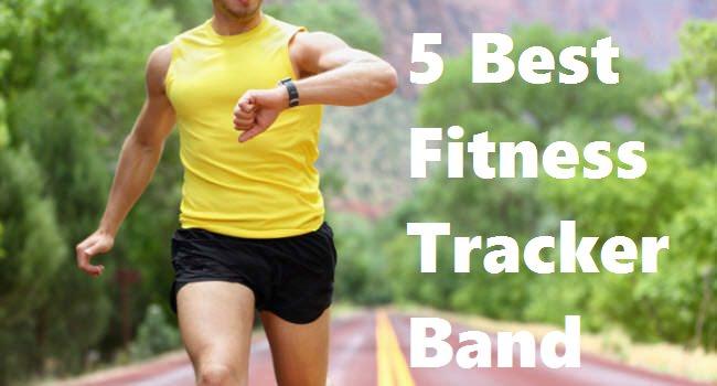 Best Fitness Tracker Band