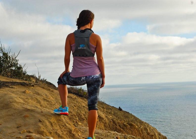 Lightweight Hydration Pack for runner