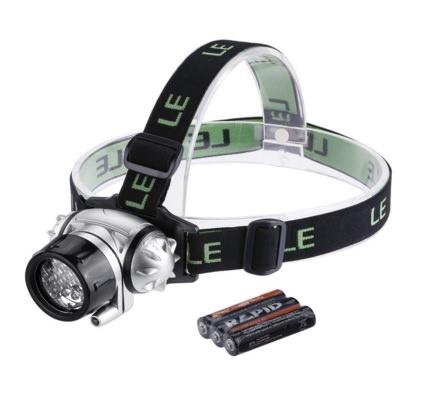 LE Headlamp LED Flashlight For Running