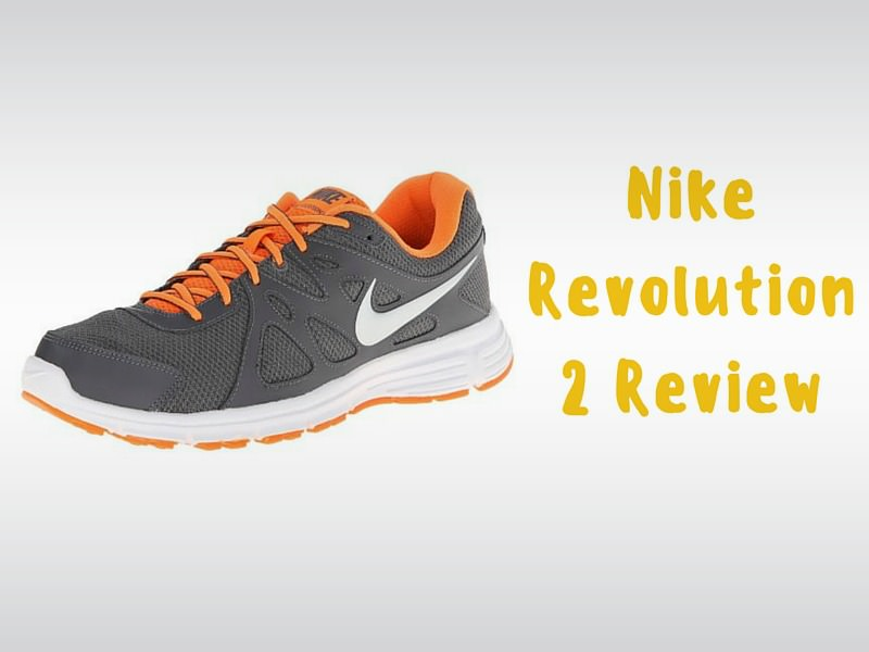 Feat Nike Revolution 2 Review