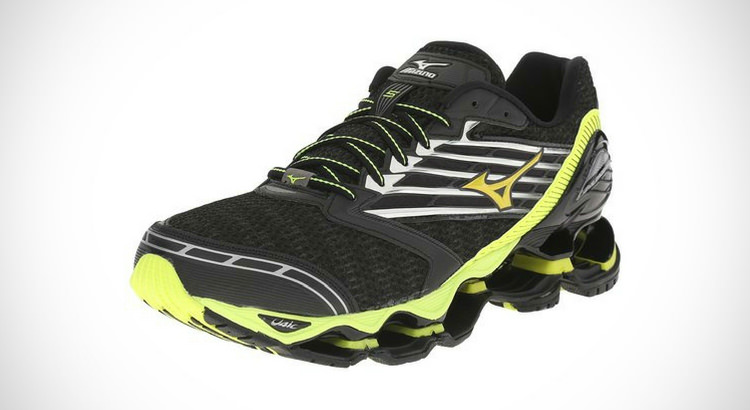 Mizuno Men Wave Prophecy 5 Running Shoe