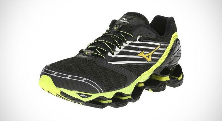 Mizuno Men Wave Prophecy 5 Running Shoe