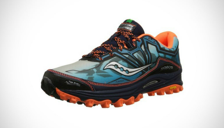 Saucony Xodus 6.0 Trail Running Shoe
